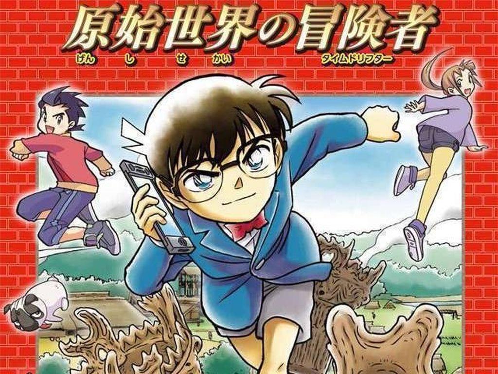Kabar Bahagia! Manga Detective Conan akan Kembali Terbit
