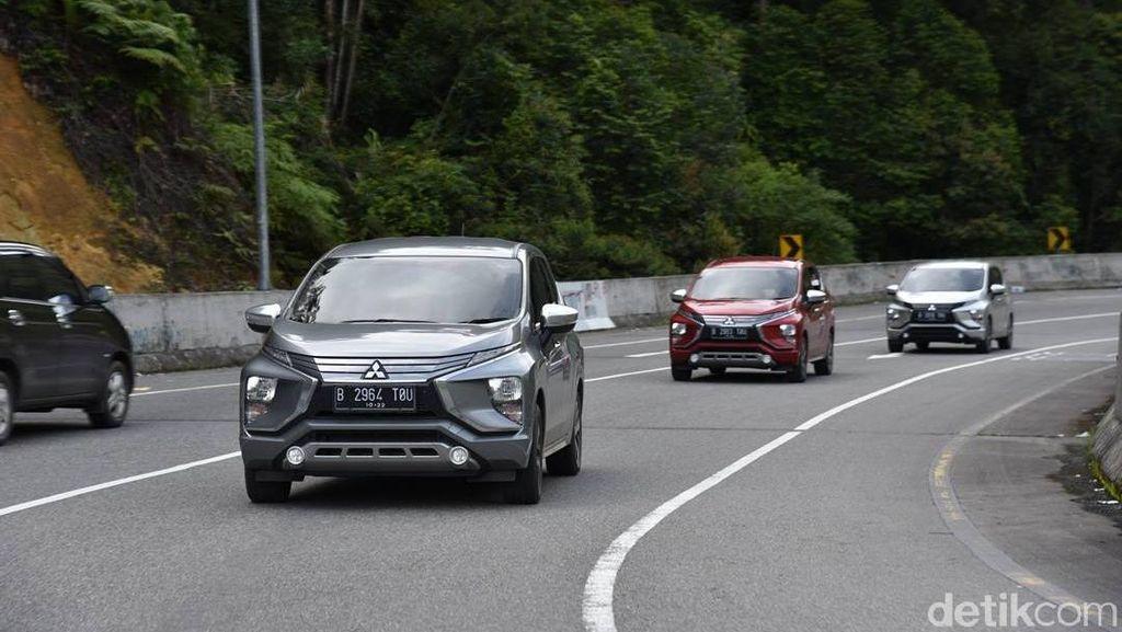 Jalan-jalan dengan Xpander di Padang