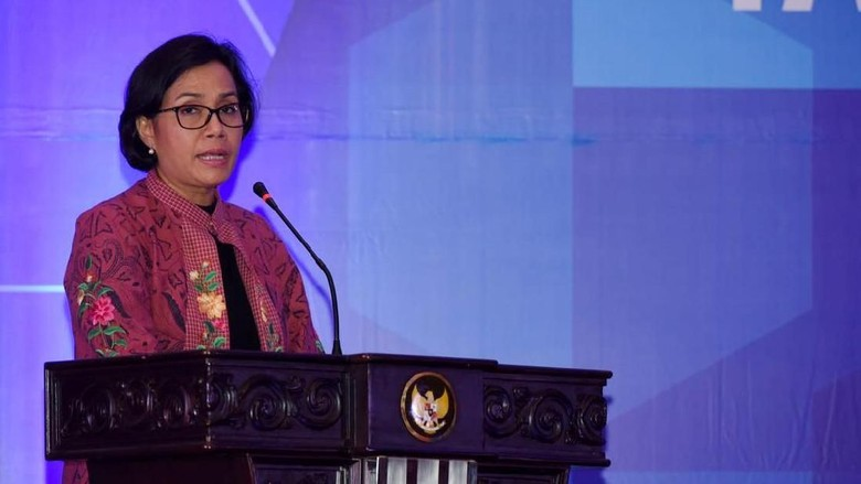 Sri Mulyani Janji Target Pajak 2019 Tak Buat Resah