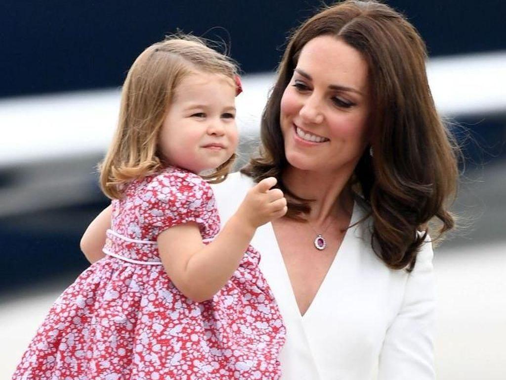 Foto: 10 Cara Kate Middleton Asuh Anak yang Menginspirasi Ibu-ibu Modern