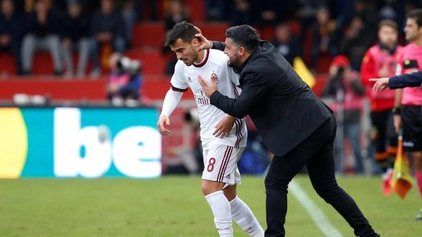 Suso Tatap Derby Milan dengan Pede, Sebut-sebut Liga Champions