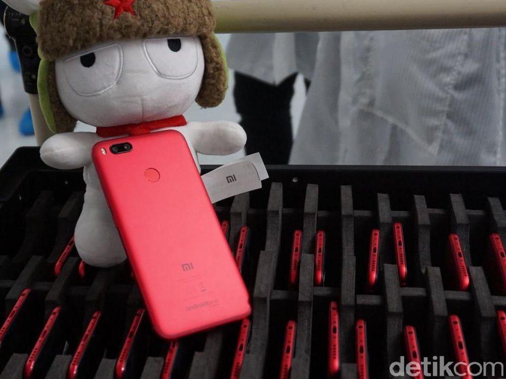 Xiaomi Punya Kejutan Mi A1 untuk Natalan