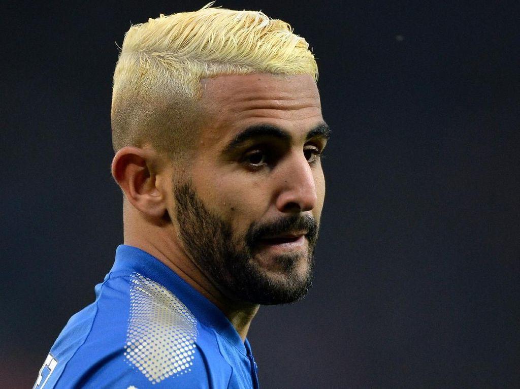 Pertikaian Mahrez dan Leicester Bikin Asosiasi Pemain Gemas