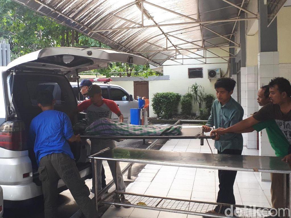 Hanyut di Kali Angke Tangerang, Seorang Siswa SD Tewas