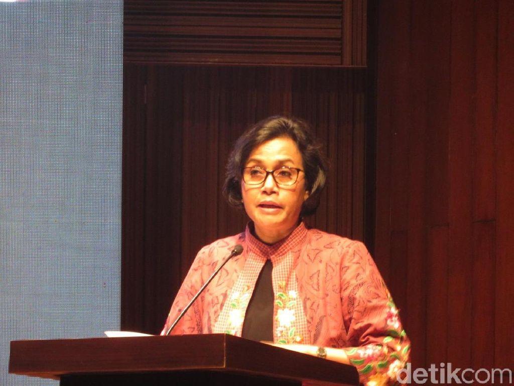 Sri Mulyani Akan Pakai Gerbang Pembayaran Nasional untuk Rekam Pajak