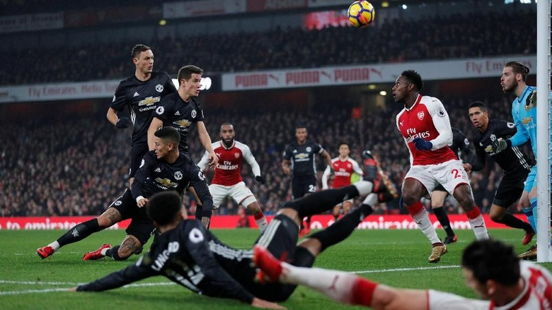 Tren positif MU atas Arsenal dan Catatan-Catatan Lainnya