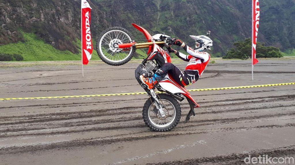 Dalam Waktu Dekat, AHM Siap Rilis Varian Trail 150cc Baru