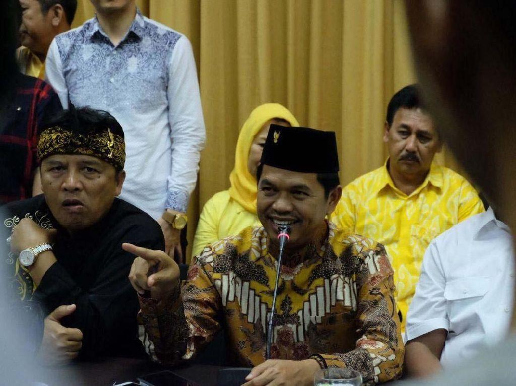Rapat Konsolidasi DPD II Golkar Jawa Barat