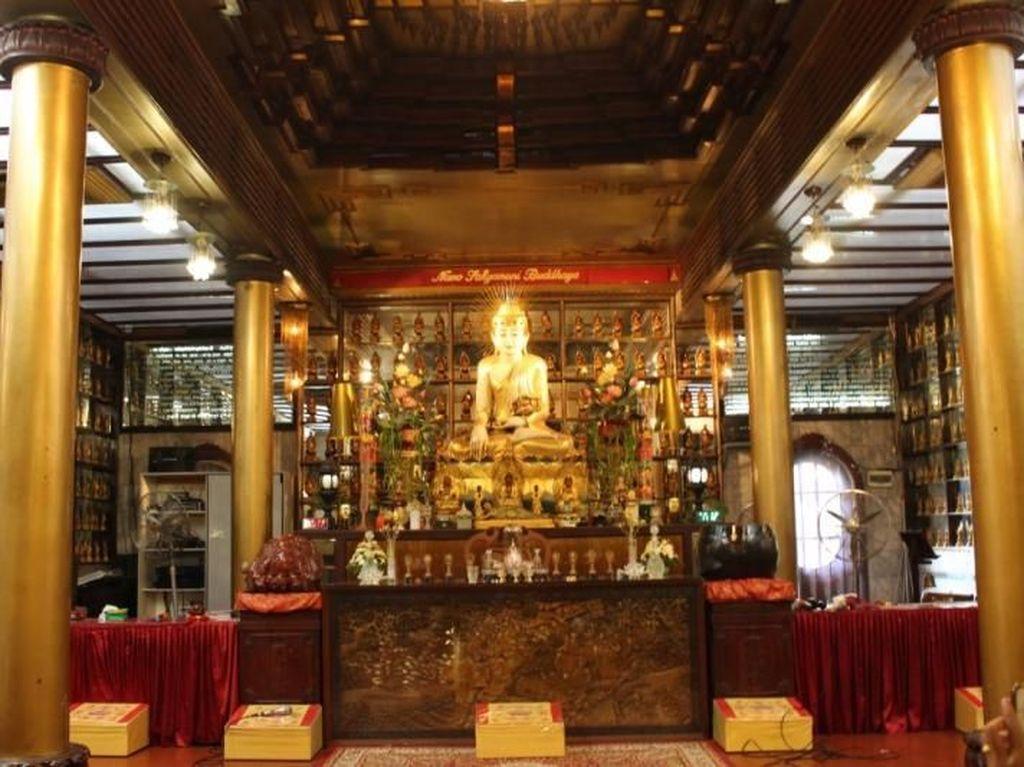 Vihara Instagenic di Sekitar Jakarta? Ini Tempatnya