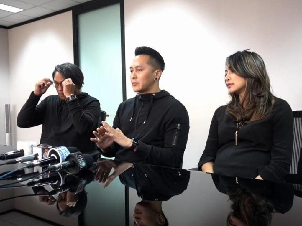 Demian dan Keluarga Edison Wardhana Blak-blakan soal Death Drop