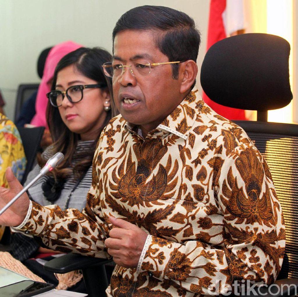 Lantik Idrus Jadi Mensos, Jokowi Dianggap Barter Politik