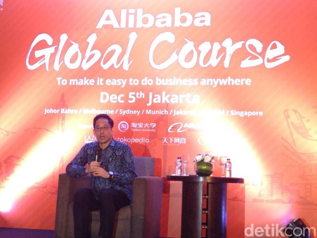 Alibaba Heran Orang Indonesia Jualan di Medsos