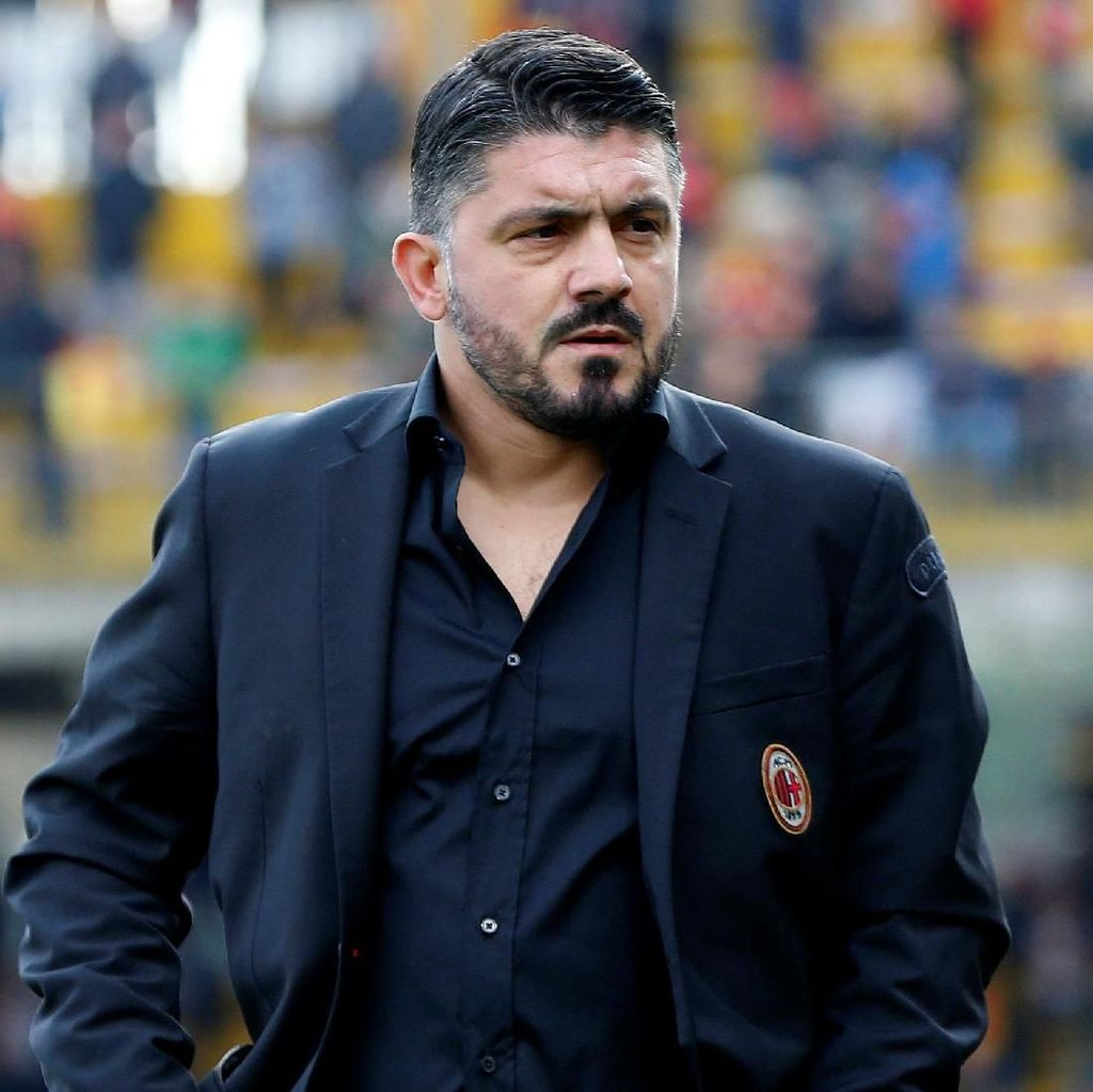 Milan Sampaikan Apresiasi atas Kerja Keras Gattuso
