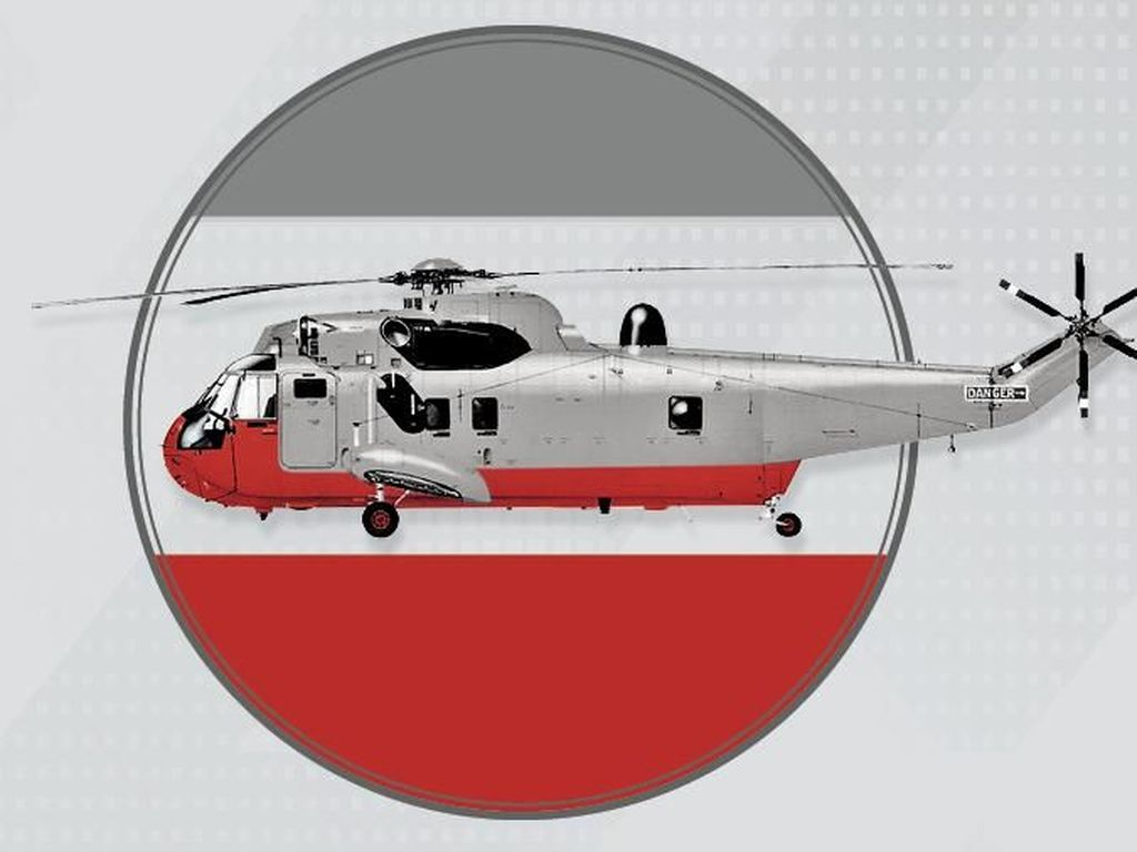 Helikopter Sikorsky dari Kennedy untuk Bung Karno
