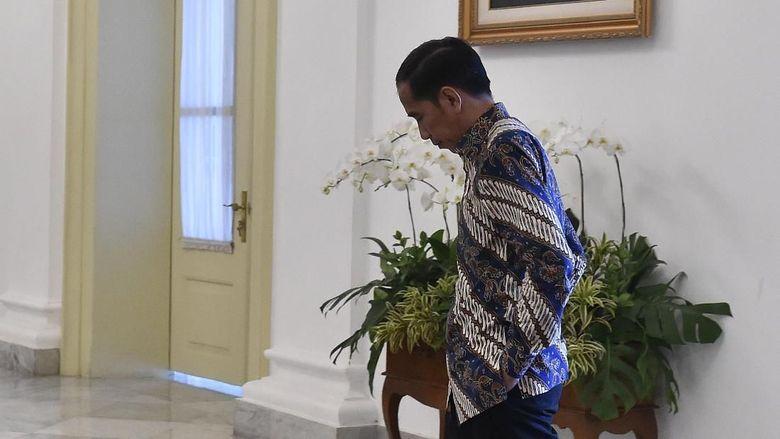 Jokowi Imbau Warga Waspada Terhadap Gempa dan Tsunami