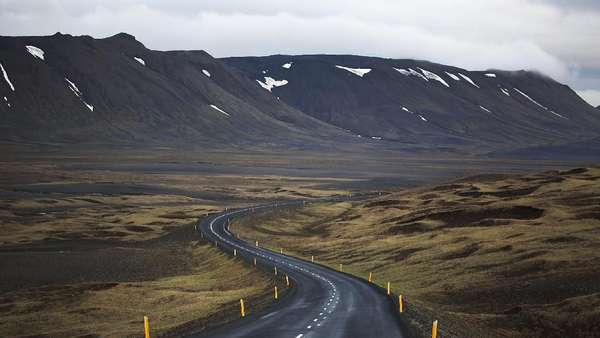 Jalan Sunyi Islandia