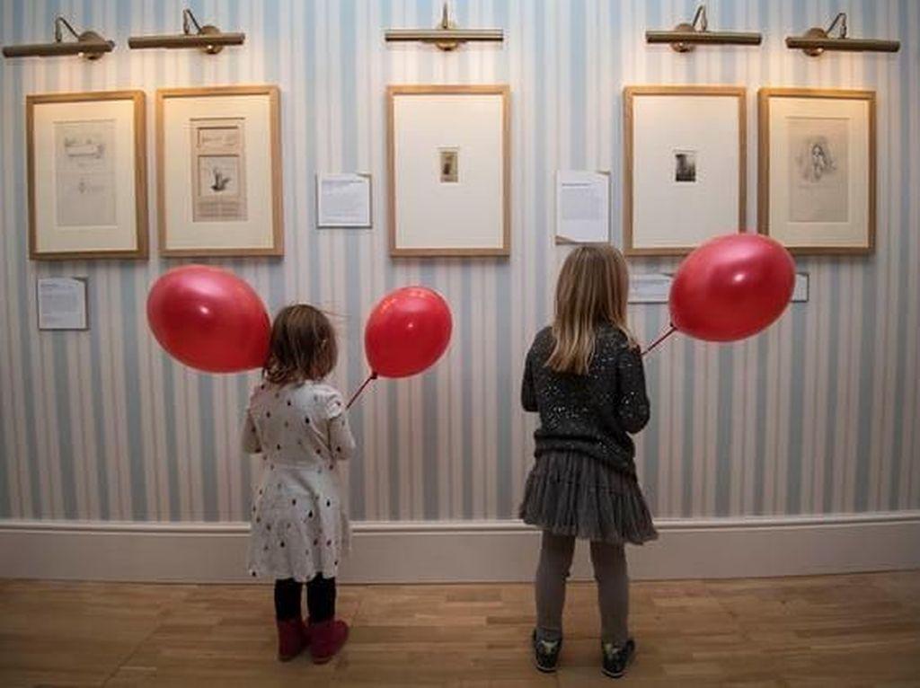 Suka Winnie the Pooh? Pameran Karya AA Milne Hadir di London
