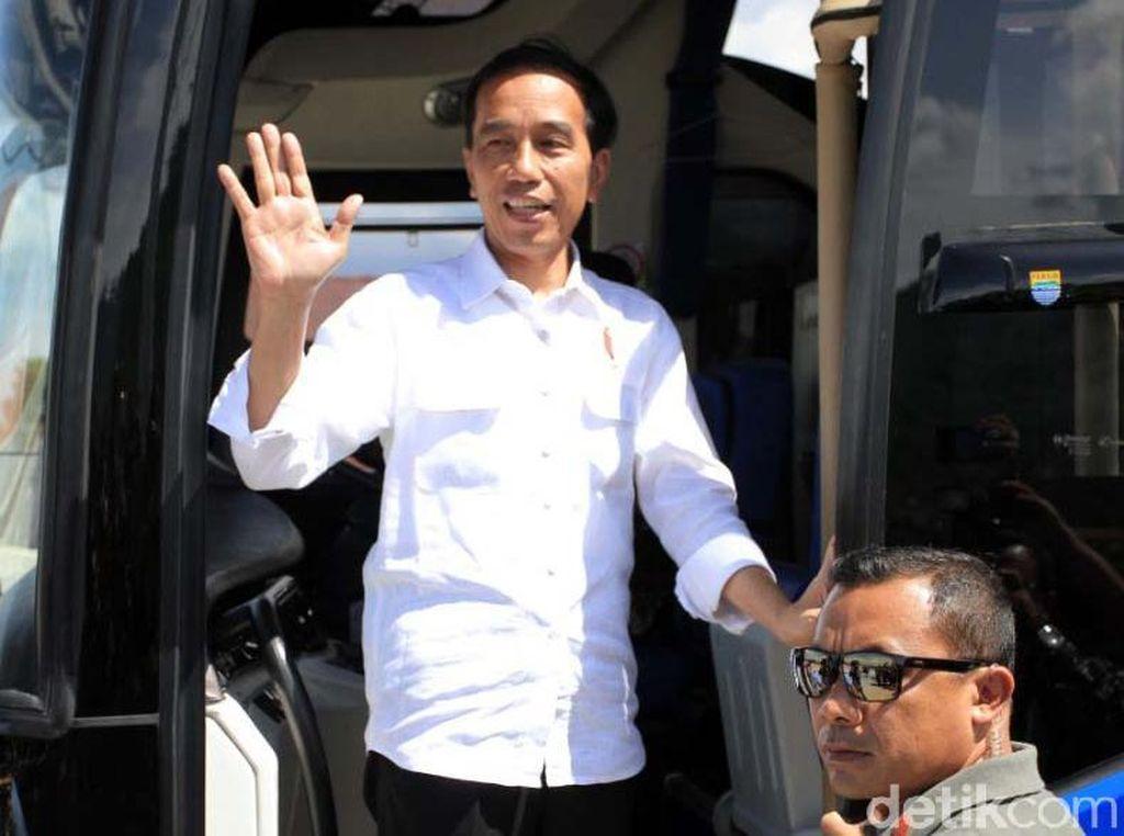 Jokowi akan Tengok Korban Bencana di Wonogiri