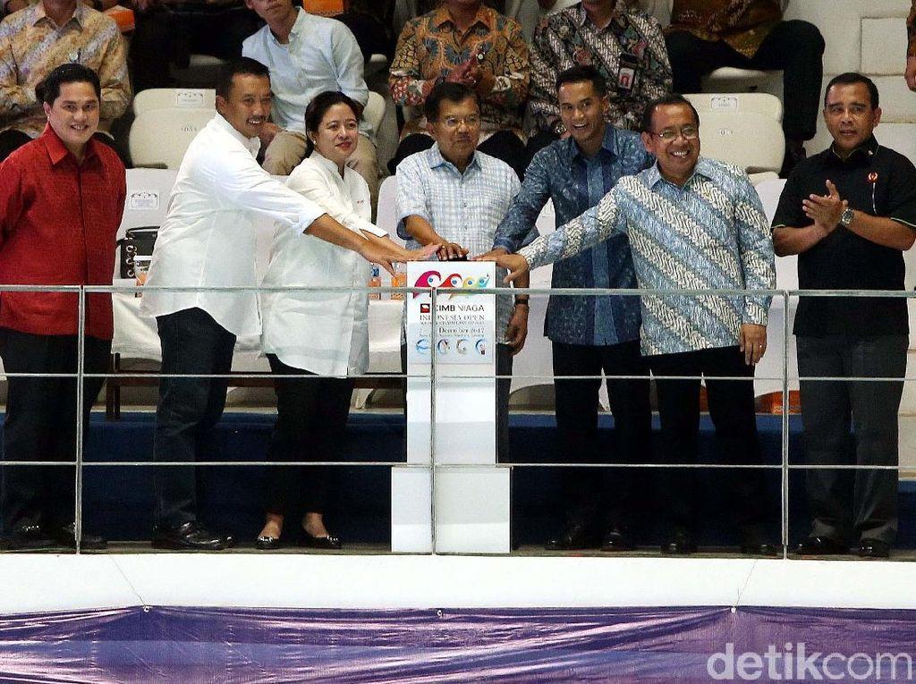 JK Buka Indonesia Open Aquatic Championship 2017