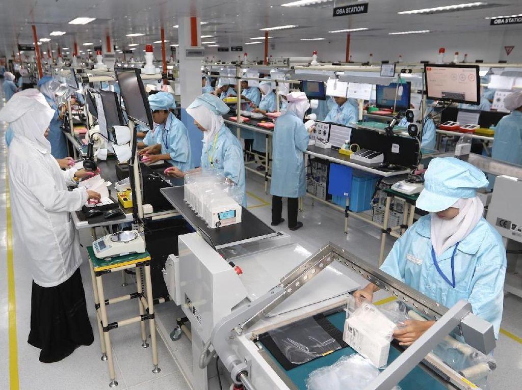 Industri Manufaktur Setor Pajak Rp 103 Triliun
