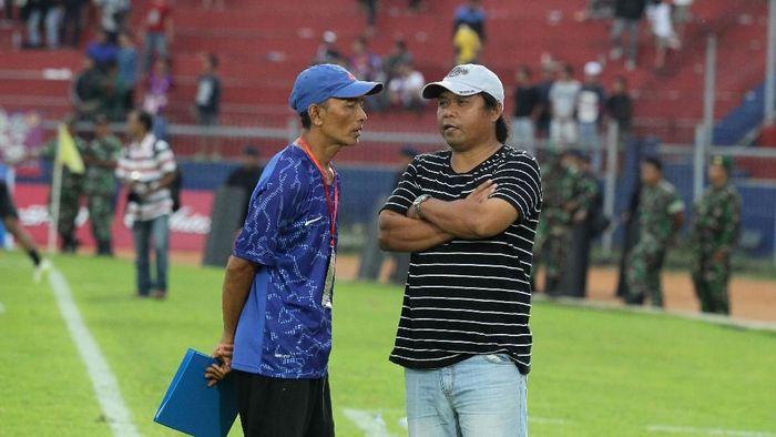 Asisten pelatih Persela Lamongan, Danur Dara (dok. Persela Lamongan)