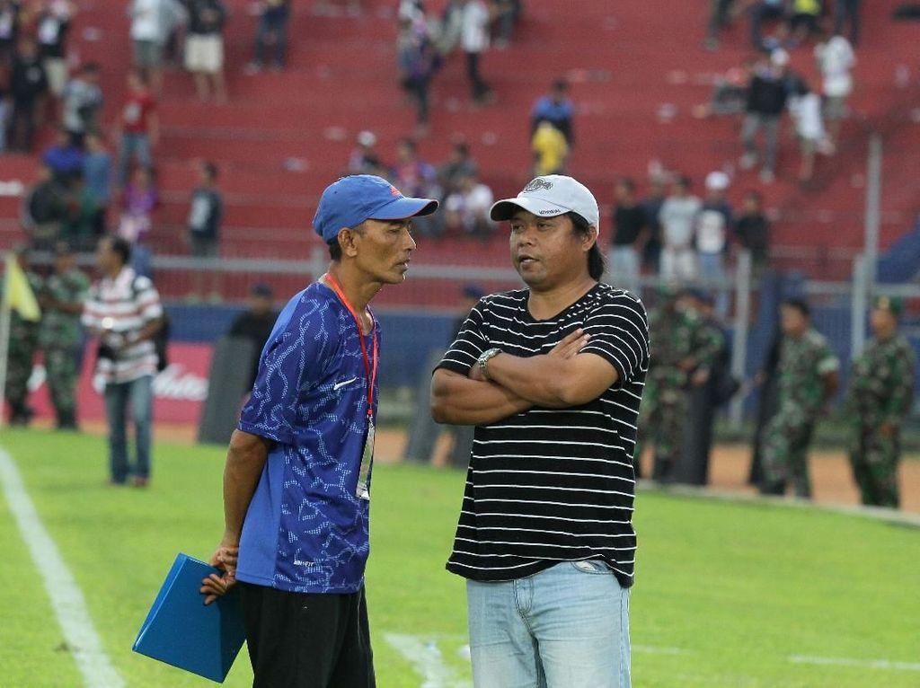 Main di Kandang Bali United dan Terjepit, Persela Pede ke Perempatfinal