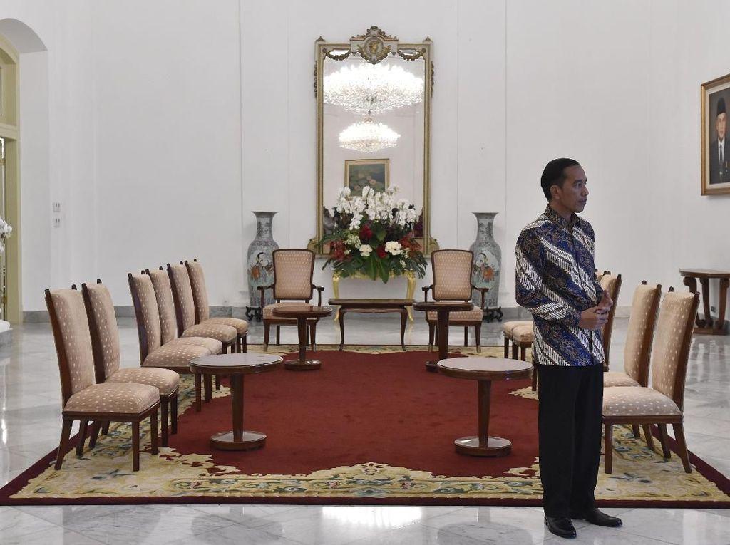 Jokowi: Sedih, Anak Saya Tak Mau Teruskan Usaha Mebel