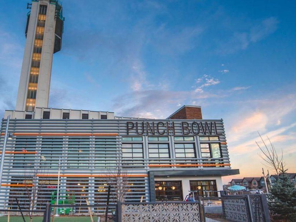 Ketika Menara Kendali Bandara Disulap Jadi Spot Wisata Kuliner