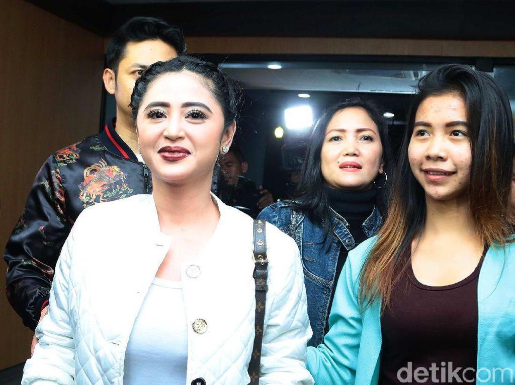 Polisi akan Klarifikasi Suami Dewi Persik soal Terobos Busway