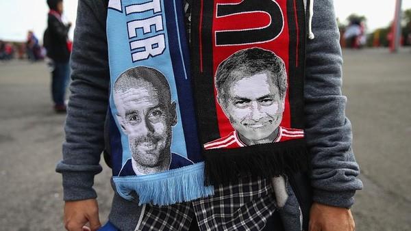 Guardiola Sebut Mourinho sebagai Salah Satu Kembarannya
