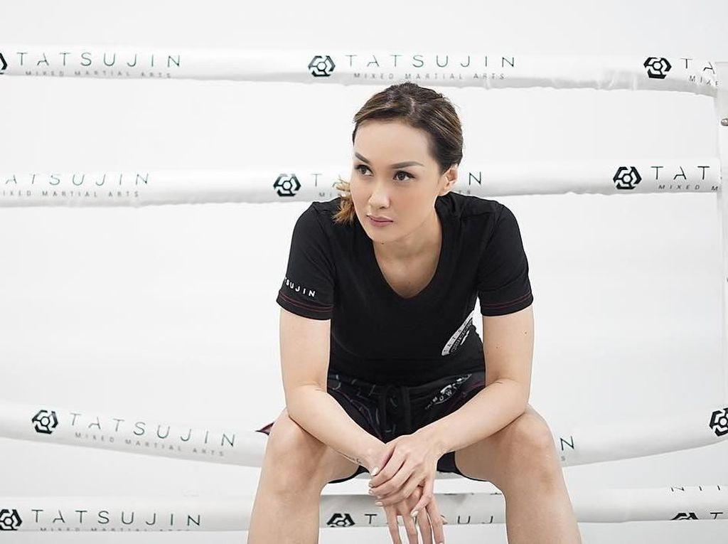 Sara Wijayanto, Istri Ilusionis Demian Aditya yang Juga Suka Olahraga