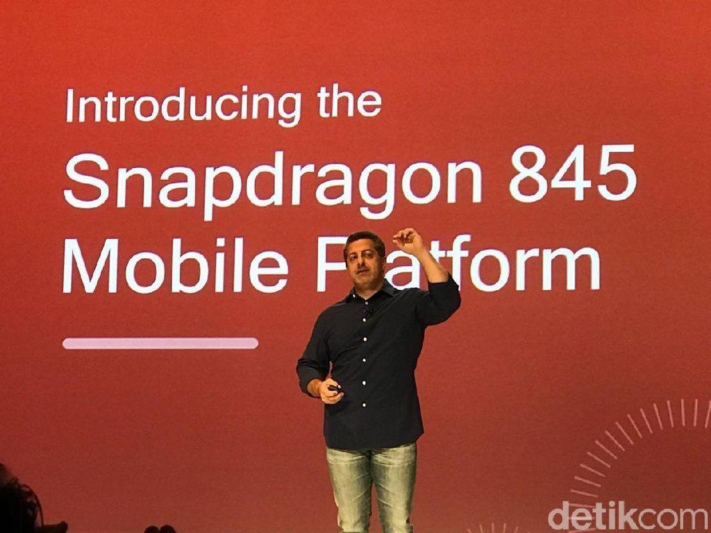 Samsung Galaxy A Bakal Pakai Snapdragon 845?