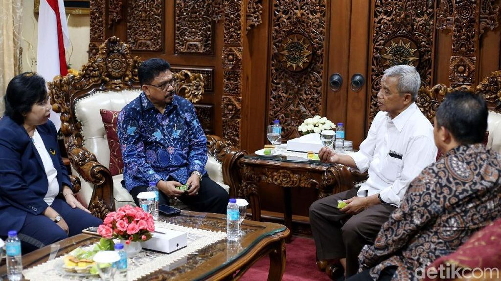 Muhammadiyah-NasDem Bahas Masalah Kebangsaan Terkini