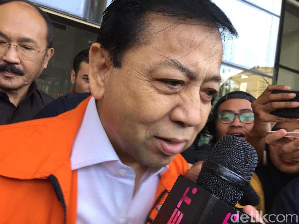 Di Tuntutan Andi, Jaksa KPK Sebut Novanto Dapat Jatah USD 7 Juta