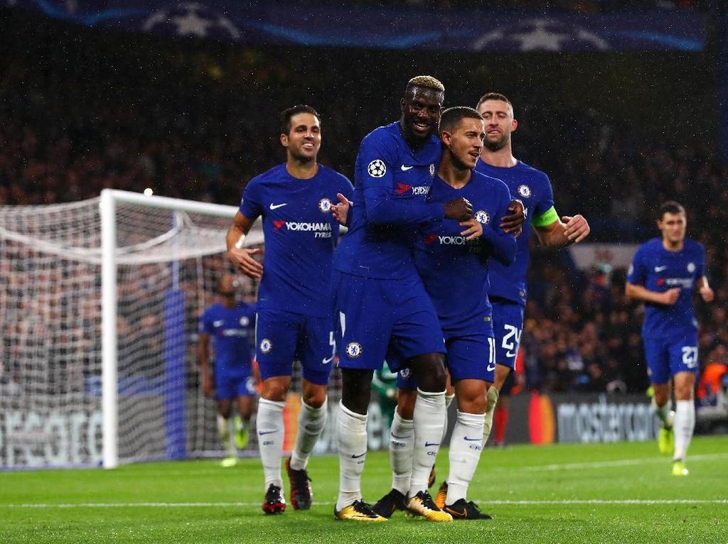 Berpotensi Bertemu Barca atau PSG, Chelsea Tak Gentar