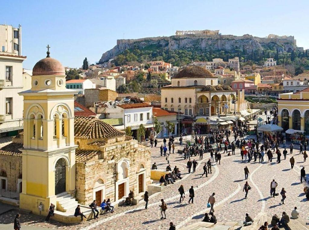 Saking Panasnya, Tempat Wisata di Eropa Ini Ditutup