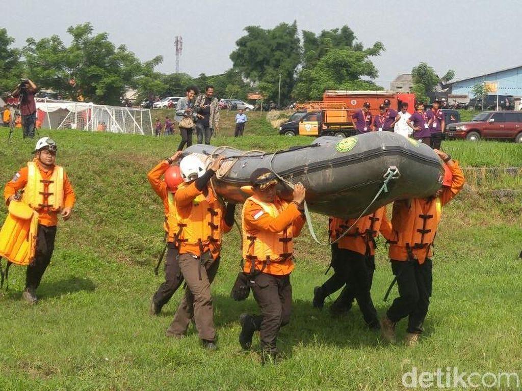 Ada 10 Ribu Personel Siaga Bencana di Kota Semarang