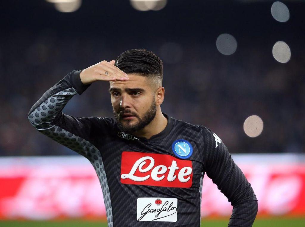 Insigne Bisa Pergi dari Napoli Jika...