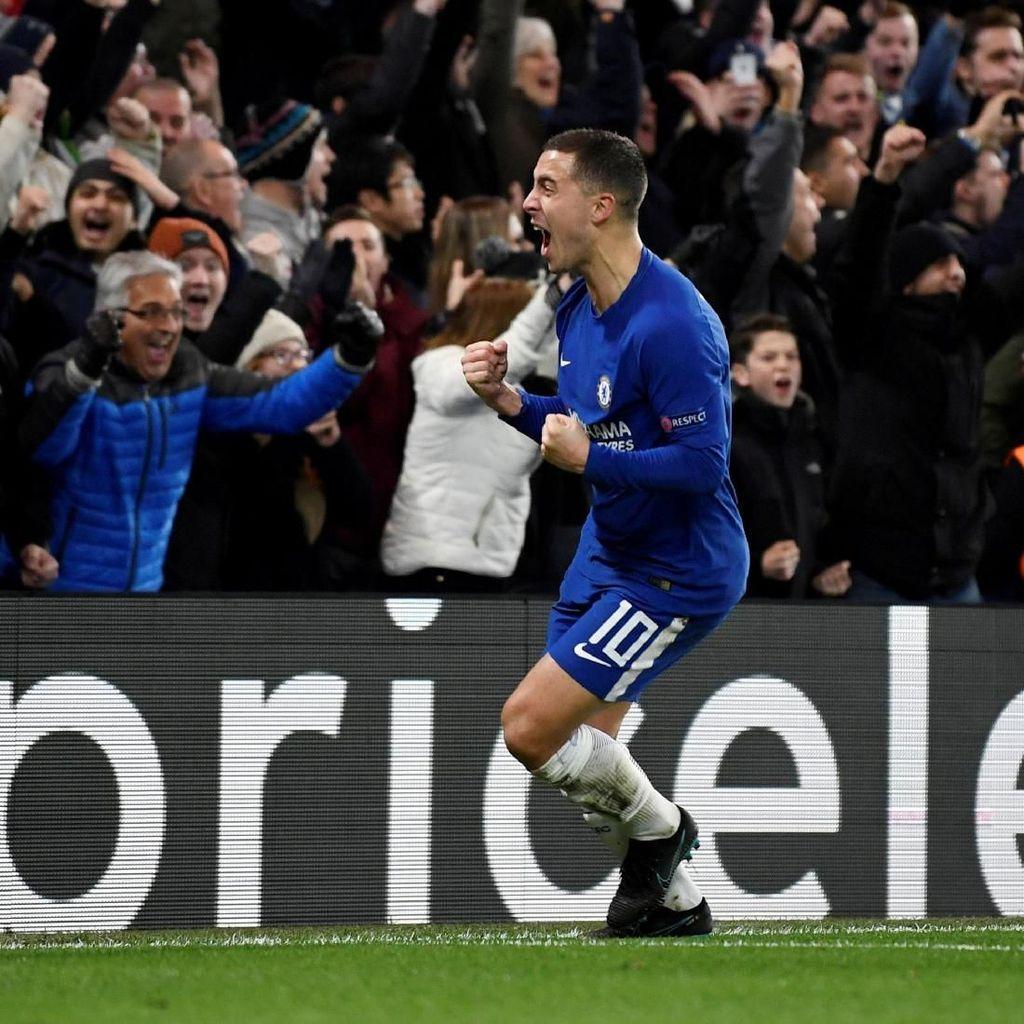 Agar Peluang Hazard Raih Ballon dOr Lebih Besar