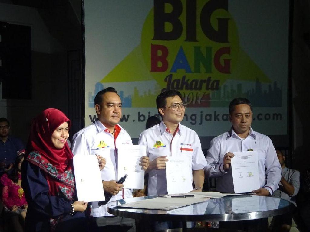 Diskon Brand Nike dan Levis dari Bank Mega di BigBang Jakarta