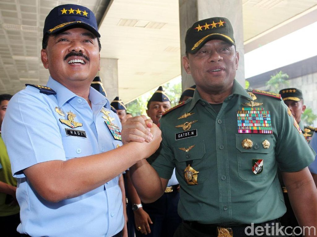 Sebelum Sertijab, Jenderal Gatot Pamitan ke Jajaran Mabes TNI Besok