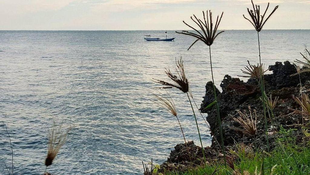 Foto: Pulau di Sumenep yang Warganya Hidup Hingga 100 Tahun
