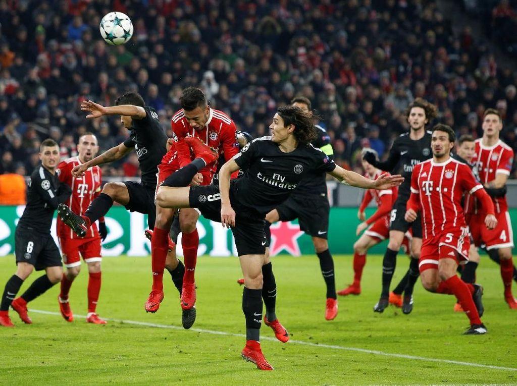PSG Vs Bayern Munich: Les Parisiens Unggul Head to Head
