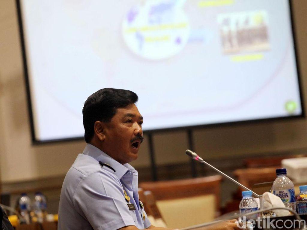 Disetujui DPR Jadi Panglima TNI Baru, Marsekal Hadi: Alhamdulillah