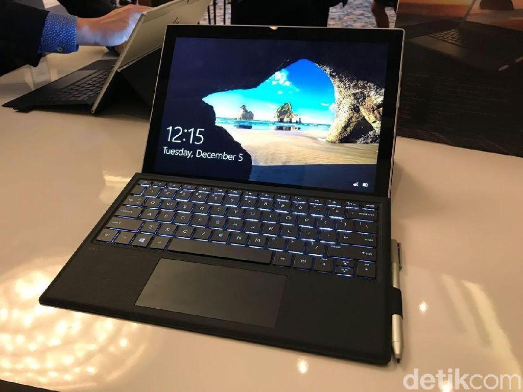 HP Envy x2, Tablet Pertama Berotak Snapdragon 835