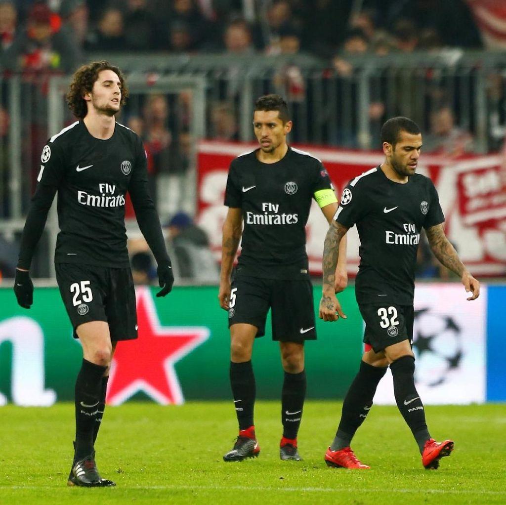 PSG Tak Senang Bertemu Madrid