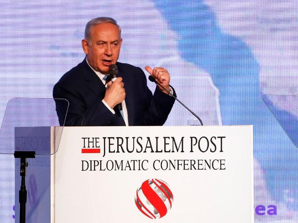 PM Israel Sebut Trump Telah Buat Keputusan Gagah Berani