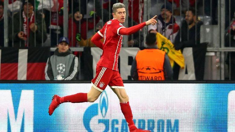 Tak Ada Ronaldo, Ini 10 Striker Terbaik Eropa Musim Ini