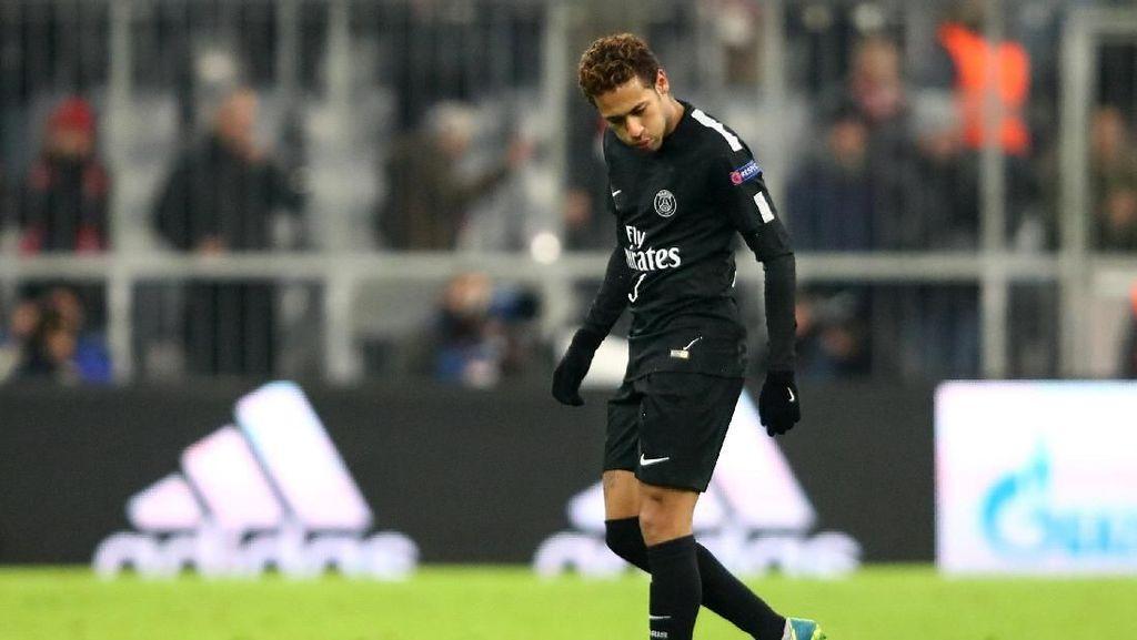 Neymar Salah Satu Pemain Terbaik, tapi Bisa Bawa PSG Jadi Klub Terhebat?