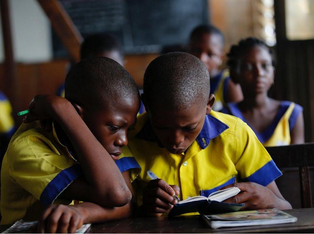 Momen 90 Pelajar di Nigeria Bebas Usai Diculik Kelompok Bersenjata